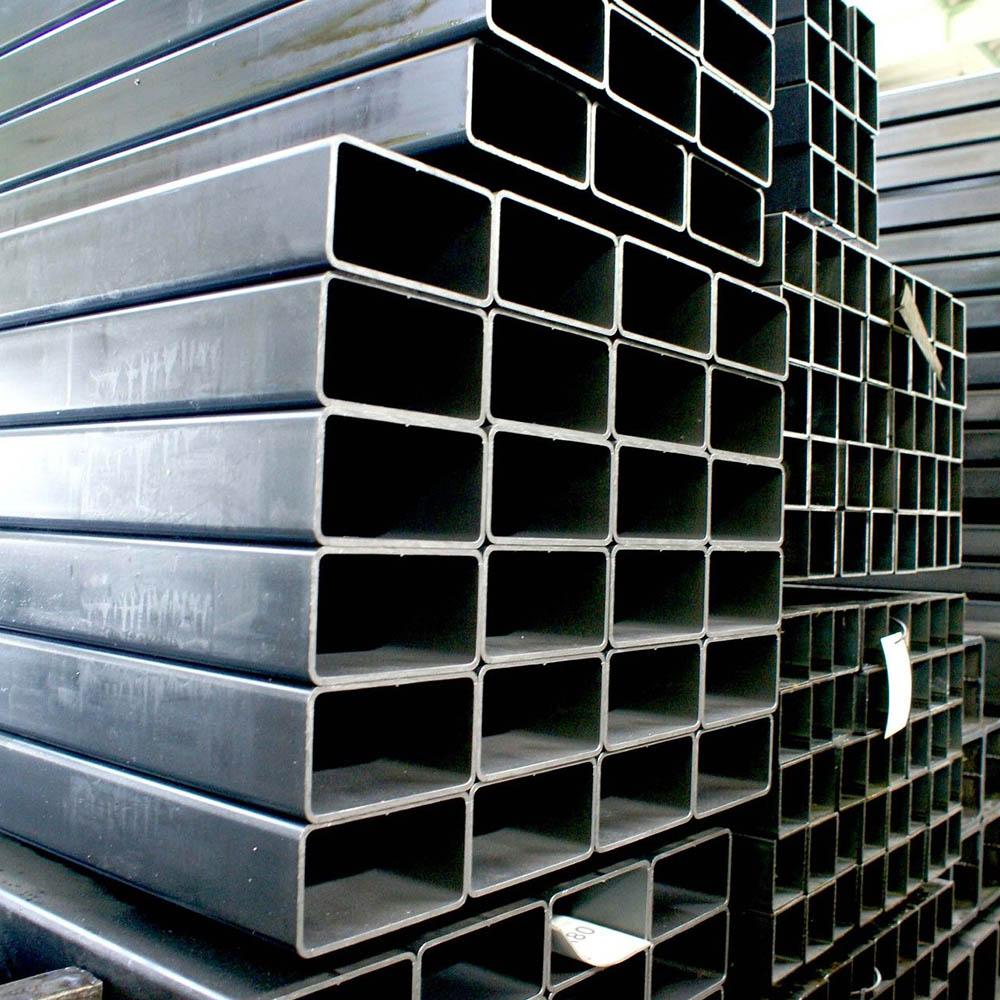 Ţeavă rectangulară 50x20x2 mm